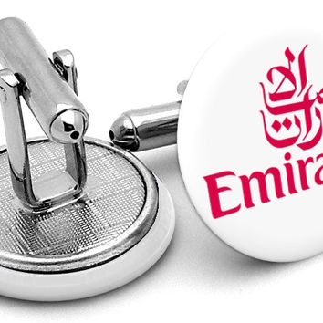 Emirates Airlines Cufflinks