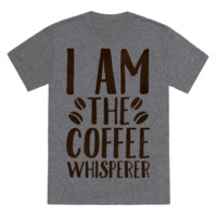 I AM THE COFFEE WHISPERER