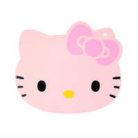 Hello Kitty Cutting Board: Pink