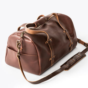 The Weekender - Brown
