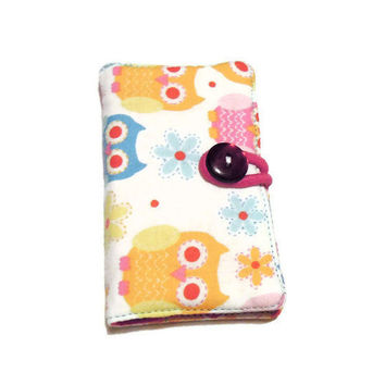 Owl Business Card Holder by meggiebabe on Etsy