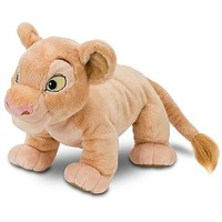 Disney The Lion King Nala Plush Toy -- 11''