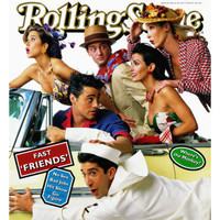 Cast of Friends, Rolling Stone no. 708, May 1995 Photographic Print by Mark Seliger at AllPosters.com