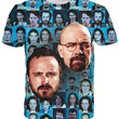 Faces of Meth T-Shirt