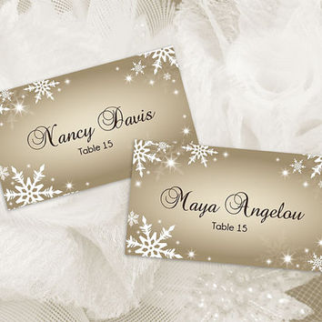DIY Printable Wedding Invitation Card From WeddingCreative On - Wedding name tag template
