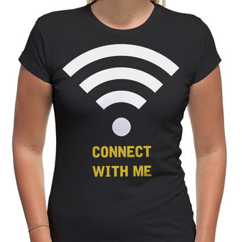 Connect With Me Strongly