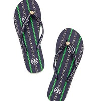 Tory Burch Flip Flops Shoes Sandals Flat Rubber