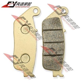 For BMW C600 Sport Highline/C650 GT Highline 2013 front before brake pads motorcycle parts