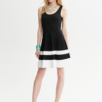 Banana Republic | Colorblock Tank Dress
