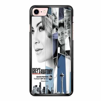 Grey S Anatomy Returns iPhone 7 Case