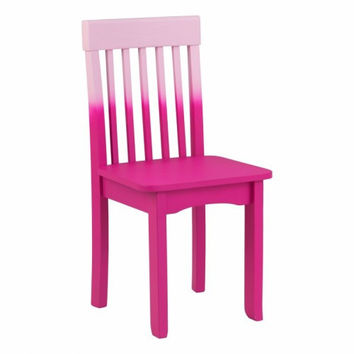 Avalon Chair - Hot Pink Ombre
