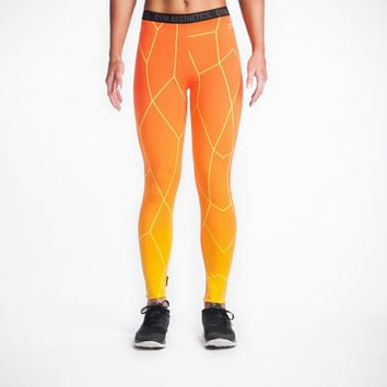 MUSCULAR GIANTS Quick Dry Performance Leggings