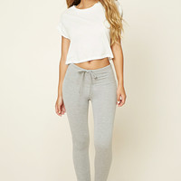 Drawstring Skinny-Fit PJ Pants