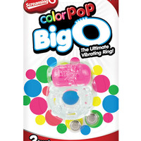 No Etascreaming O Color Pop Big O - Pink