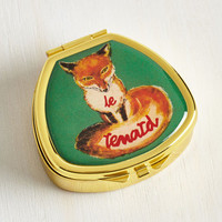 Vintage Inspired Kiss and Belle Lip Balm in Fox by ModCloth