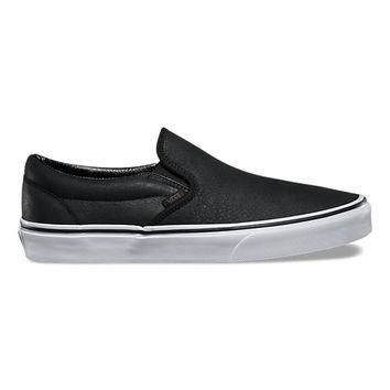 Premium Leather Slip-On | Shop Shoes at Vans