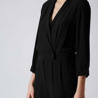 WRAP FRONT PLAYSUIT