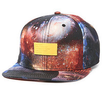 Play Cloths The Galaxy Strapback Hat in Black : Karmaloop.com - Global Concrete Culture