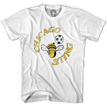 Chicago Sting Soccer T-shirt