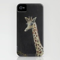 Baby Giraffe gets Love iPhone Case by RokinRonda | Society6