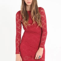 Sneak Peek Open Back Dress - $44.00 : ThreadSence.com, Your Spot For Indie Clothing & Indie Urban Culture