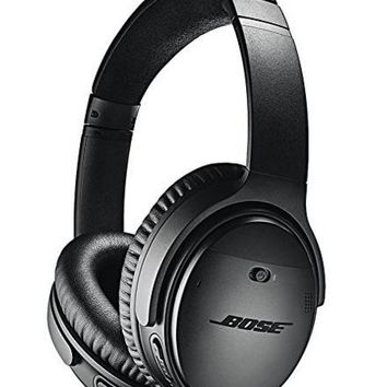 Bose Quietcomfort 35 (series Ii) Wireless Headphones Noise Cancelling Black