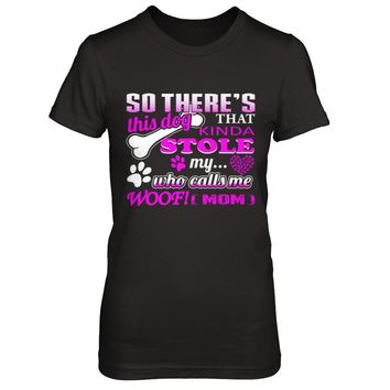 This Dog Stole My Heart! - Shirts