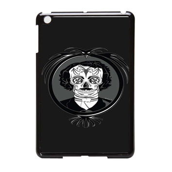 Calavera Nevermore iPad Mini Case