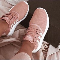 Adidas Women Pink Running Sports Shoes