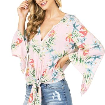Maui Sunrise Blouse