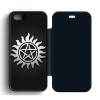 Supernatural Logo Flip iPhone 5 | 5S Case