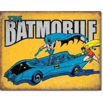 Batman Tin Signs Collection