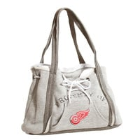 Detroit Red Wings NHL Property Of Hoodie Purse