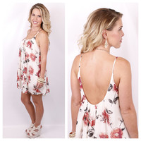 Personality Plus Dress: Floral