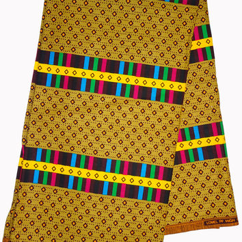 Kente fabric wax print fabric by the yards for African Print dress African Clothing Ankara fabricby the yard african print fabric