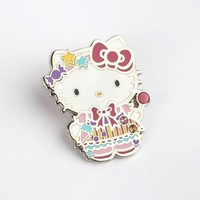 Hello Kitty Collector's Pin: Candy