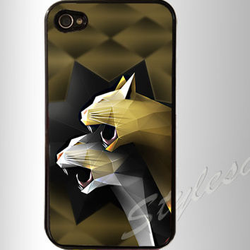 dijiyal studied lion, stylish predatory, exciting, dramatic, Iphone 5 cases,iPhone 4cases