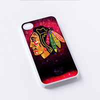 chicago blackhawks hockey logo iPhone 4/4S, 5/5S, 5C,6,6plus,and Samsung s3,s4,s5,s6