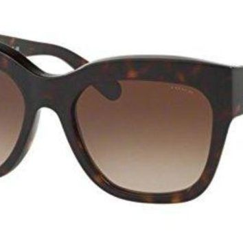 Sunglasses Coach HC 8213 F 512013 DARK TORTOISE