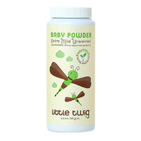 Little Twig Baby Powder - Unscented - 4.5 oz