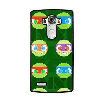 teenage mutant ninja turtles babies tmnt lg g4 case cover  number 2
