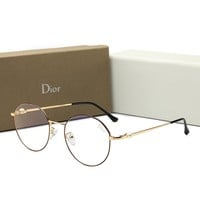 DOIR Fashionable Woman Men Casual Sun Shades Eyeglasses Glasses Sunglasses