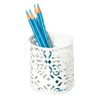 Brocade Pencil Cup | The Container Store