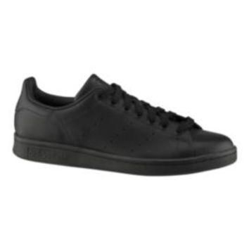 adidas Men's Stan Smith Shoes - Black