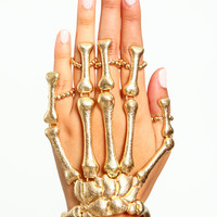 Skeleton Hand Chain