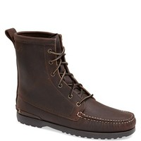 Quoddy 'Grizzly' Moc Toe Boot