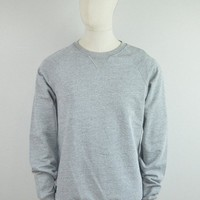 Makia Clothing Raglan Sweatshirt - Grey