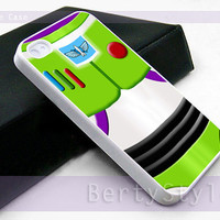 Iphone Case - Iphone 4 Case - Iphone 5 Case - Samsung s3 - samsung s4 - Buzz Lightyear toy story - Photo Print on Hard Plastic
