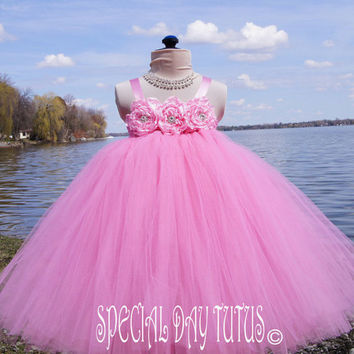 First Birthday Dress, Birthday Girl Dress, 1st Birthday Dress, Flower Girl tutu dress,  Princess Dress,  Baby tutu, Tutu dress