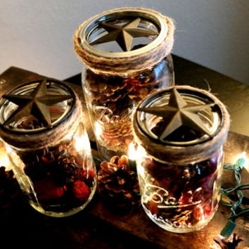 Jar Decor Custom Mason Jar Lids Frog Lids Country Decor Rustic